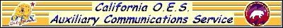 California OES Auxiliary Communications Service